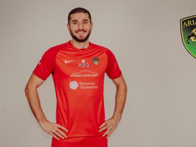 Habib Issa klar för Ariana FC